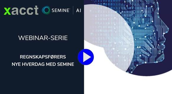 Webinar-serie Semine XACCT